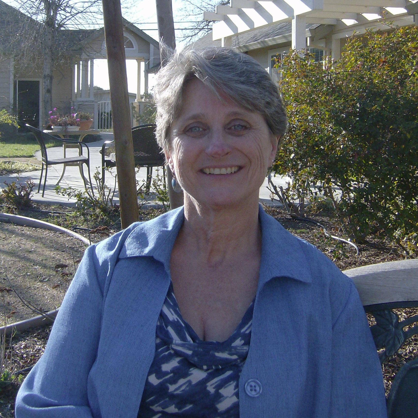 Mary Garica, Owner of Wild Rose Care Home